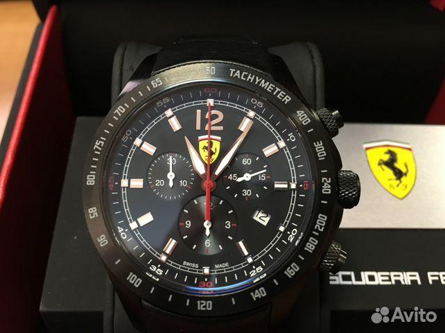 Часы - Ferrari Store