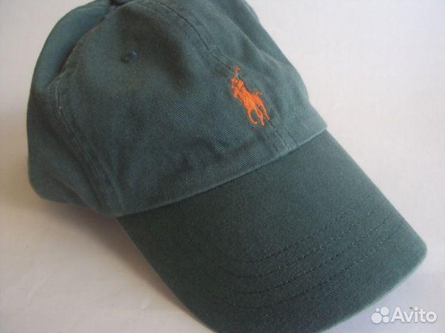2a788a320726 Бейсболка кепка Polo by Ralph Lauren olive купить в Москве на Avito ...