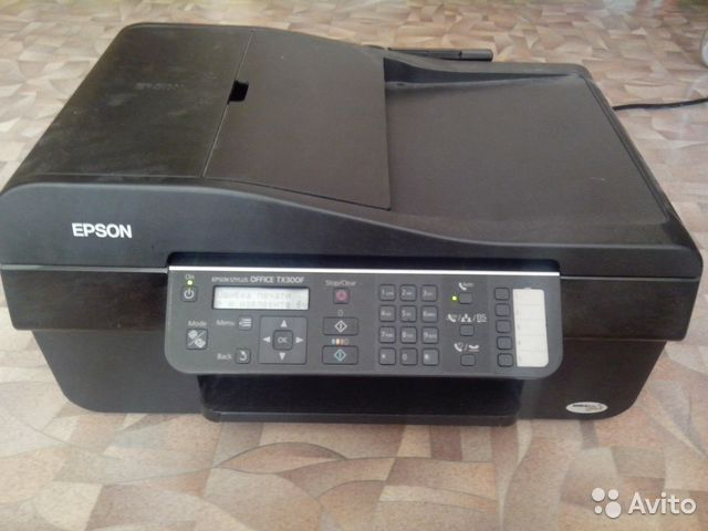 EPSON TX300F WINDOWS 7 DRIVER