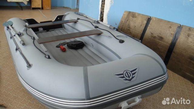 лодка флагман с надувным дном 380 тюнинг