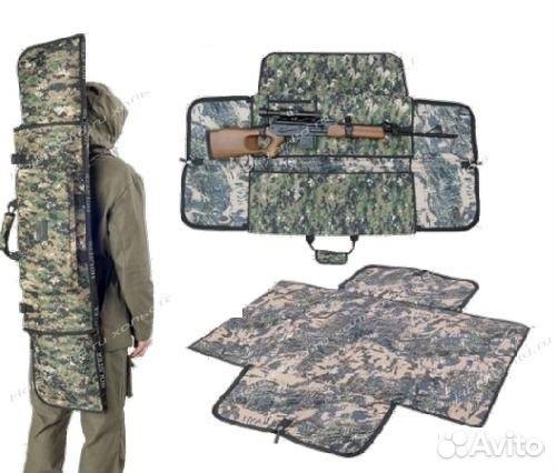 ткани для охоты и рыбалки описание
