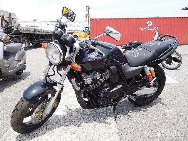 Honda CB 400 купить из японии