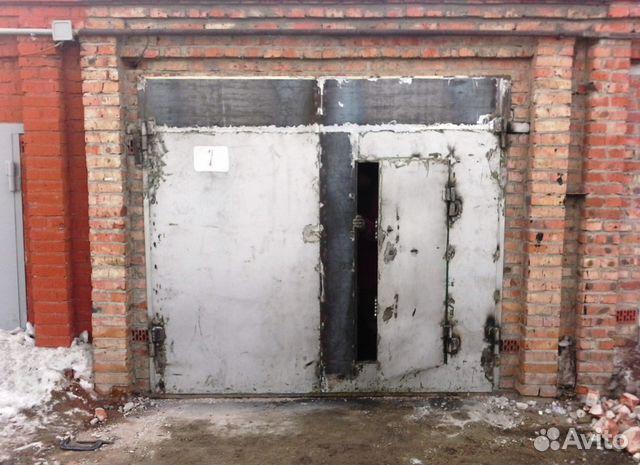 Омск установка гаражных замков