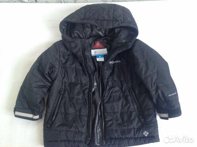 Куртка демисезонная Columbia на 2 года купить в Московской области ... 7a45c705c8c