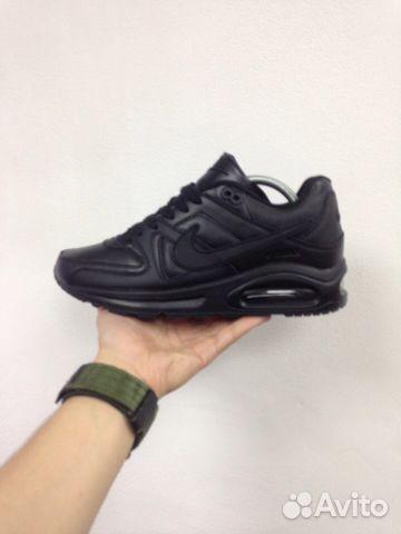 Кроссовки мужские Nike air max skyline черные р.43 16b72326814