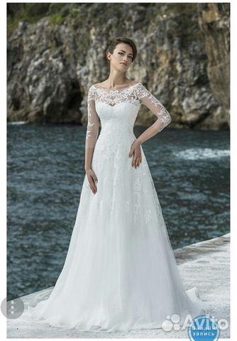 e3e054a31 Свадебное платье +фата | Festima.Ru - Мониторинг объявлений