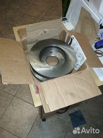 Тормозные диски на hunday 89615000965 купить 2