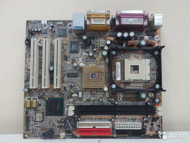 GA 8LD533 MOTHERBOARD DRIVERS FOR WINDOWS 7