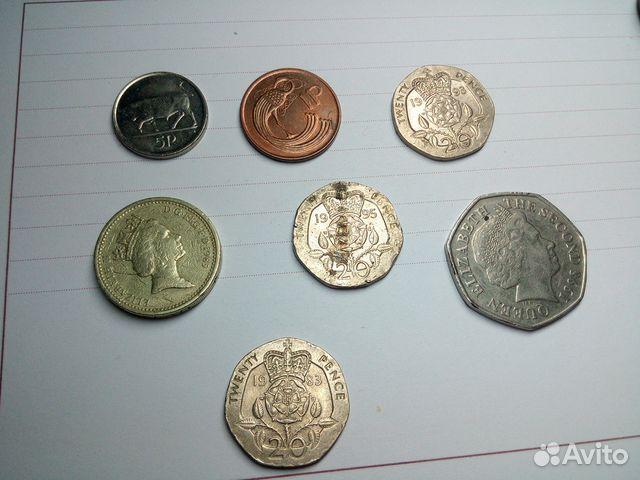 Иностранные монеты купить польша 5 злотых, 1974
