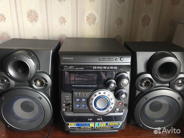 Музыкальный центр Samsung max-kdz100   Festima.Ru - Мониторинг ... 783b3a5153e