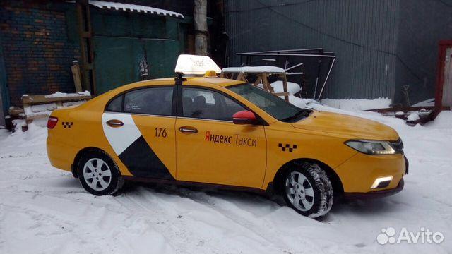 Водитель такси без депозита