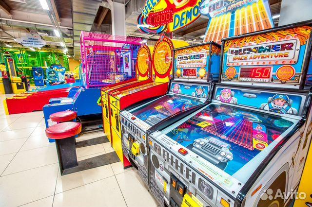 Игровые автоматы в гипермаркет игровые аппараты леприконсы