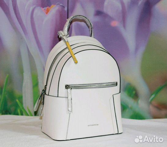 86cac666e17d Новый женский Рюкзак сумка Cromia Оригинал Италия купить в Москве на ...