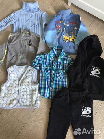 0536937a292 Детская одежда пакетом