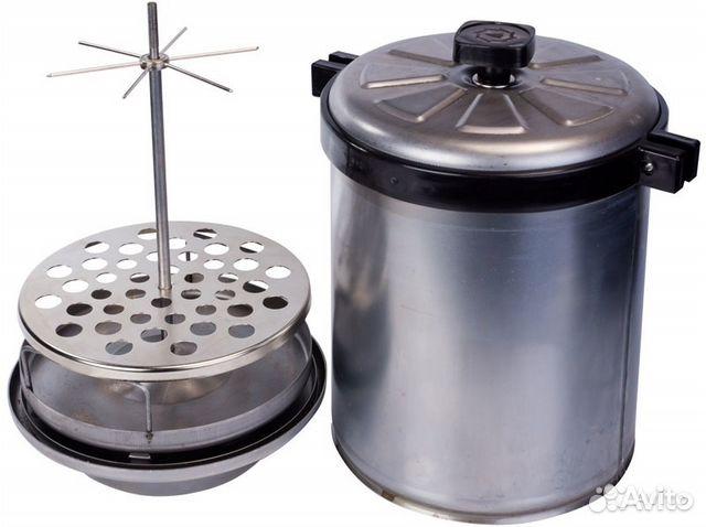 Купить домашняя коптильня горячего копчения купить автоклав для консервирования цена