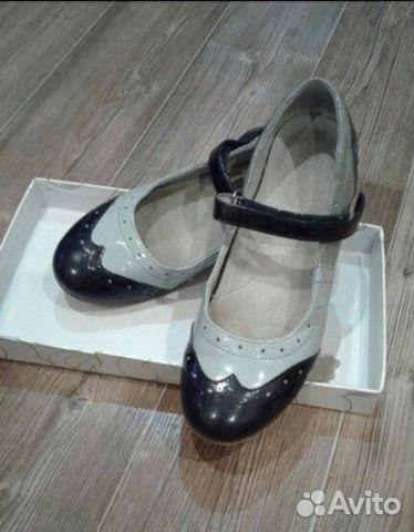 Туфли школьные 89301096960 купить 1