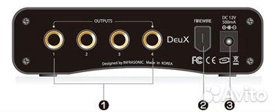 Infrasonic DeuX Drivers Mac