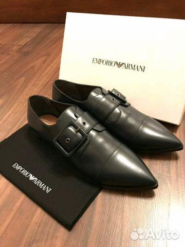 8eae9e07fe01 Туфли Emporio Armani Модель  X3L033 купить в Москве на Avito ...