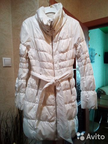 Пуховик, пальто осеннее, плащ 89236951023 купить 1