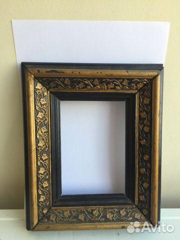 старинная деревянная рамка рама для фото Festimaru мониторинг