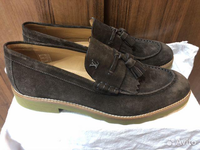 dc7bfb0ad880 Обувь Louis Vuitton оригинал купить в Москве на Avito — Объявления ...