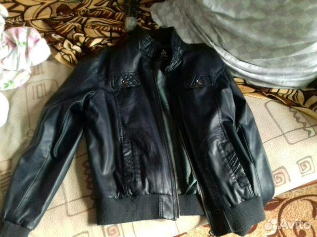 Leather jacket 89157419210 buy 1