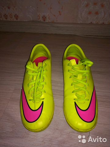 1112b407 Футзалки Nike Mercurial | Festima.Ru - Мониторинг объявлений