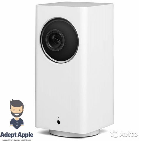 Xiaomi big square ip camera— фотография №1