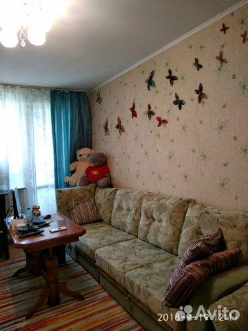 3-к квартира, 75 м², 7/17 эт.