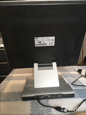 SAMSUNG SYNCMASTER 172B DRIVER PC