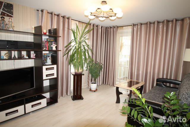 Продается двухкомнатная квартира за 3 400 000 рублей. микрорайон Новлянский, улица Кагана, 4.