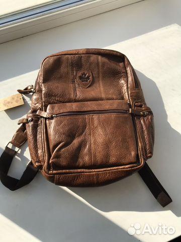 0ec0ad47c60f Кожаный рюкзак Canada   Festima.Ru - Мониторинг объявлений