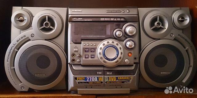 04e5b93a479f Продам музыкальный центр SAMSUNG MAX KDZ 115 купить в Республике ...