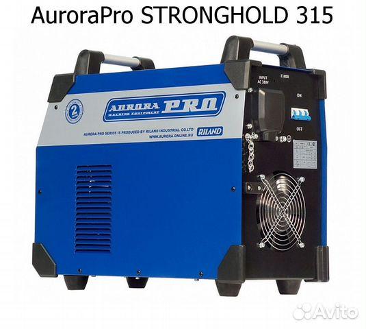 Сварочный инвертор AuroraPro stronghold 315 купить 5