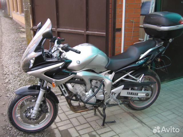 Yamaha fazer FZ6-S 89897913734 купить 3