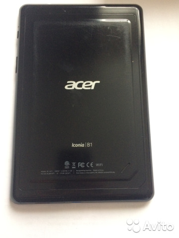 DOWNLOAD DRIVERS: ACER B1-A71