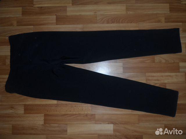 Новые утепленные брюки для беременных на флисе купить 4