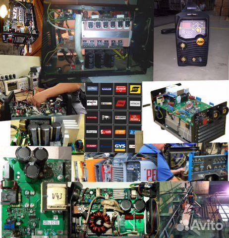 Ремонт сварочных аппаратов в набережных челнах инверторные сварочные аппараты харьков