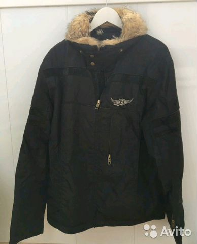 cf4e33d65980 Мужская куртка Reebok   Festima.Ru - Мониторинг объявлений