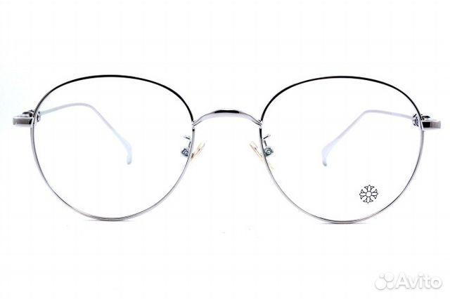 c8539dda3c2 Круглые очки для имиджа Chrome Hearts 2019 года купить в Москве на ...