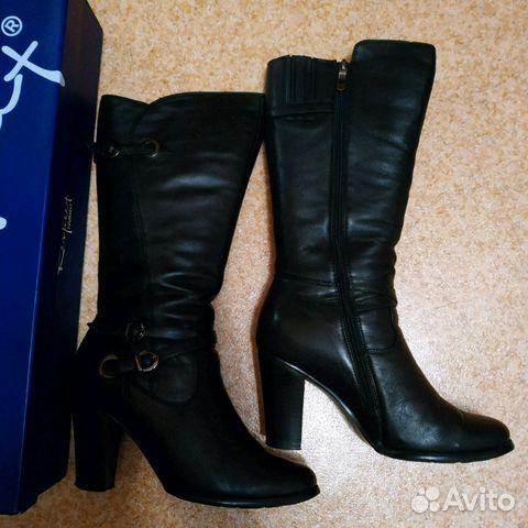 d6bfa90f02e2 Сапоги зимние женские Respect, размер 37 купить в Москве на Avito ...