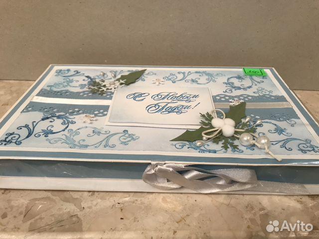 Подарочная коробка «С Новым Годом». Handmade 89114516362 купить 8