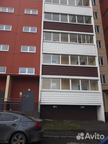 Продается однокомнатная квартира за 1 590 000 рублей. Петрозаводск, Республика Карелия, Пограничная улица, 15.