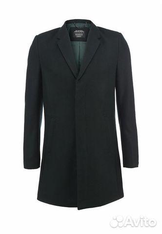 c8c946cb5c9 Темно-зеленое пальто Burton MW