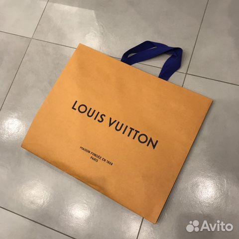 cb4bc0e7b4ef Пакет Louis Vuitton оригинал, большой— фотография №1. Адрес  Санкт-Петербург  ...