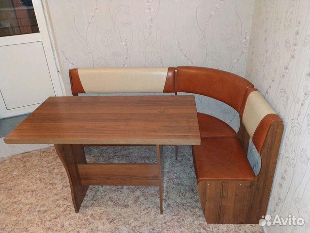угловой диван в кухню новый купить в московской области на Avito