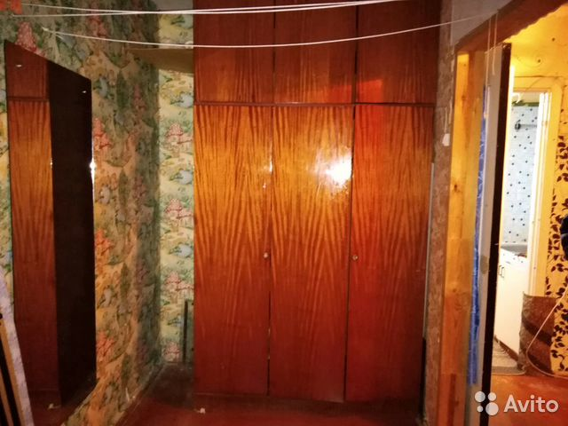 2-room apartment, 25 m2, 5/5 floor.