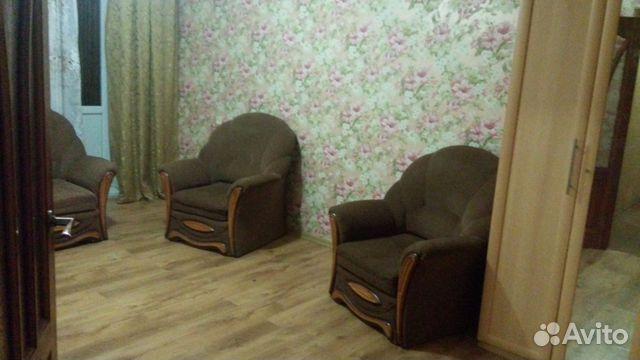 Продается двухкомнатная квартира за 2 370 000 рублей. Центральный округ, Курск, проспект Дружбы, 12.