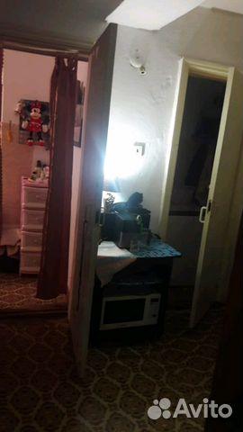 Продается двухкомнатная квартира за 1 200 000 рублей. Баксан, Кабардино-Балкарская Республика, улица Фрунзе, 5.