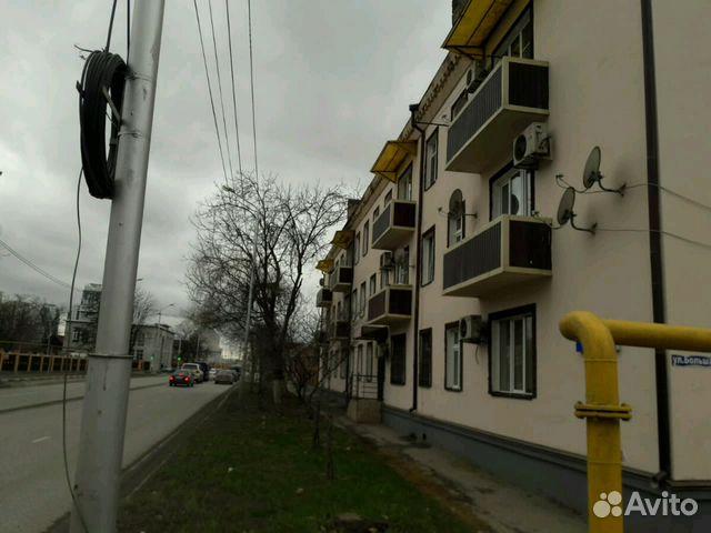 Продается трехкомнатная квартира за 2 350 000 рублей. Чеченская Республика, Грозный, улица Хеди Кишиевой.